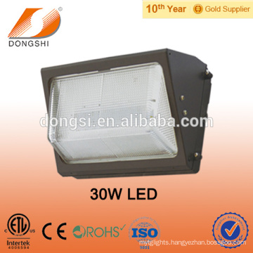 Low price IP65 30-60W LED wall pack lighting