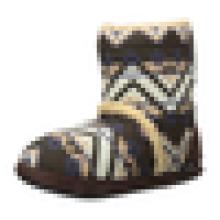 Sherpa femme chaussure Bootie quatre couleurs