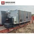 Auto Fuel Feeding System Coal Steam Boiler