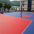 Outdoor Interlocking PP Sports basketball Tile