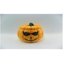 Pumpkin Ceramic Halloween Candle Holders (YC14033)