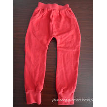 2014 Children Fashion Custom Long Sport Pants (YHR-13079)