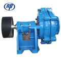 DCZ Drive metal lined slurry pumps