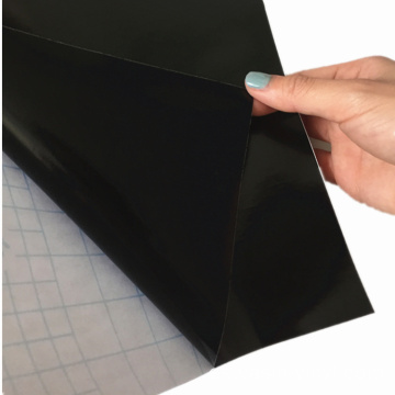 Plotter Cutting Film Self Adhesive Rollos de vinilo de color