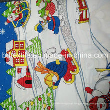 Mini Matt Printed and Dyed Fabric 300d*300d 210-270G/M for Tablecloth China Manufacturer