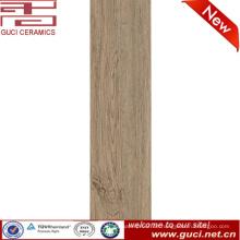 150x600 Foshan heiße Verkaufskeramik glasierte rustikale hölzerne Fliese