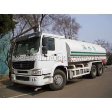 Sinotruk HOWO Wasser Tankwagen (ZZ1257N4341W)