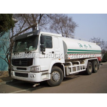 Camion-citerne à eau sinotruk HOWO (ZZ1257N4341W)