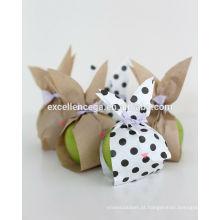 Fruta mais barata granel, saco de papel de embrulho