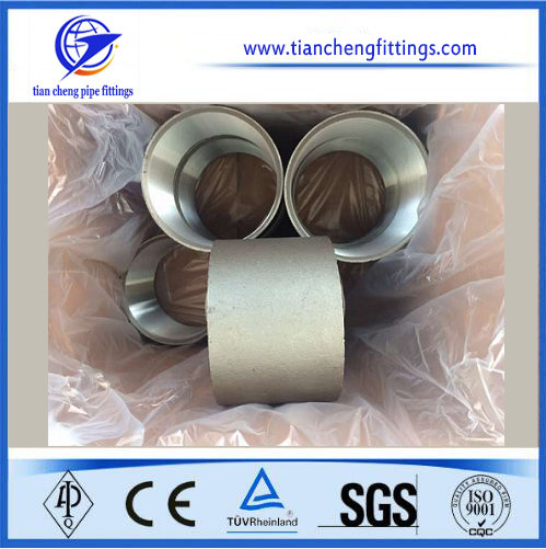 Galvanized Barrel Nipple/Pipe Nipple SCH40 NPT