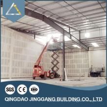 Estrutura de aço mental pré-fabricada Garagem multifuncional