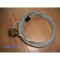Verrouillage et cadenas pour ordinateur portable, câble + cadenas (AL2000)