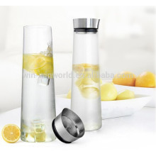 Hot Selling New Products Promotional Christmas Gift Borosilicate Glass Hot and Cold Water Jug