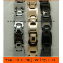 Men and Women with Pure Tungsten with Health Care Magnet Bracelet