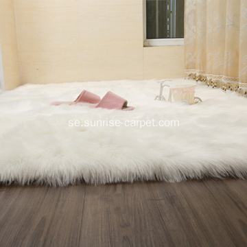Högkvalitativ Faux Fur Carpet