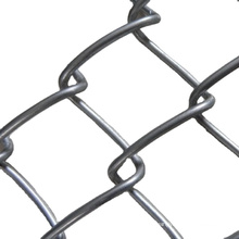 Galvanized steel chain link fencing price in pakistan decorations