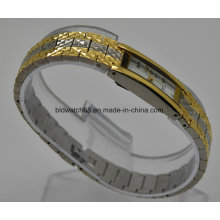 Fashion Brass Bracelet Wrist Watches for Ladies Small Wrist