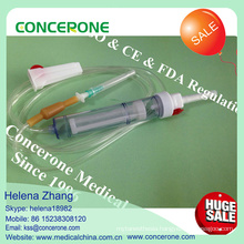 China Hot Sale Good Quality Disposable Blood Transfusion Set