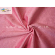 105DX300D Polyester Weft Micro Suede Fabric For Home Textile