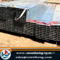 Q195 12m Square Steel Pipe / Thick Wall Steel Tubi ..