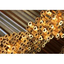 Tube de cuivre à paroi mince / tube de cuivre de 12 pouces / tube de cuivre de petit diamètre