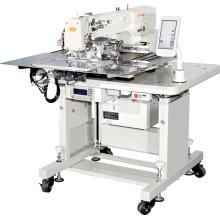 Máquina de coser 2 agujas 2 colores