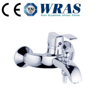 High quality exposed bath and shower mixer brass shower faucet