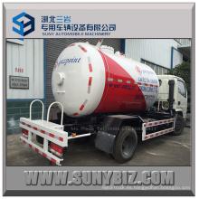 Forland 1000 galones de luz LPG recarga camión cisterna