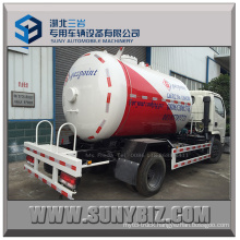 Forland 1000 Gallon Light LPG Refilling Tank Truck