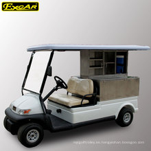 Trojan Battery 2 Seats Store Car Coche de golf eléctrico