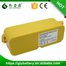 Geilienergy ni-mh bateria recarregável embala 14.4 v SC 3500mah
