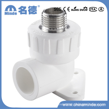 PPR Male Elbow with Disk Type a Fitting for Building Materials