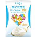 Yogur sano probiótico con acidophilus