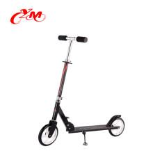 горячая распродажа складной алюминиевый для взрослых удар скутер/высокое качество 2 колеса самокат для взрослых/производитель складной самокат