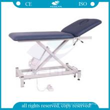 АГ-ECC12 выдвижные колеса платформы изучение клинической больницы используются массажные кровати