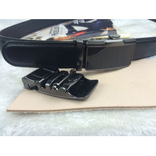 Black Leather Belts for Men (RF-160605)