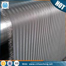 50*250 сетки Простый weave голландеца нержавеющей стали сетка ткани