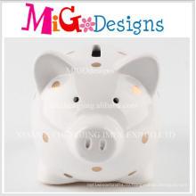 Фактор Производства Очаровательны Керамическая Свинья Shaped Монет Банка