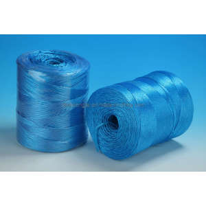 UV-Treated PP Agriculture Blue Bale Twine