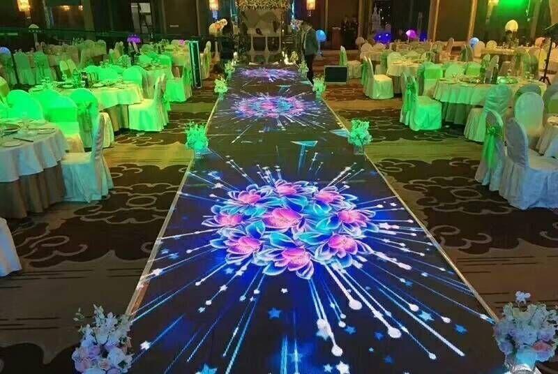 Dance Floor Led screen