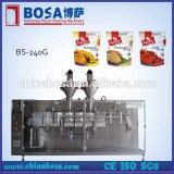 liquid soap /shower gel bag packing machine