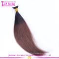 2015 hot venda de alta qualidade virgem brasileiro remy extensões de fita de cabelo humano