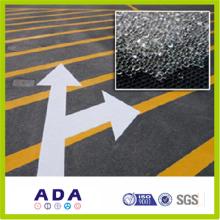 Reflektierende Straßenmarkierung Lack Glasperlen