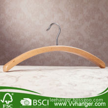 Top Quality Deluxe Beech Wood Jacket Hangers (LH610)