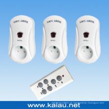 Socket de controle remoto sem fio da Dinamarca (KA-DRS09)