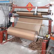 Surface anti-adhesive PTFE coated fiberglass fabric