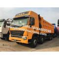 10 Wheels EuroII Dump Truck HOWO A7