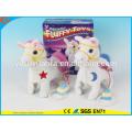 Novelty Design Kinder Spielzeug Bunte Walking Electric Skip Stuffed Horse