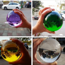 Venta al por mayor Colorful Glass Glass Ball