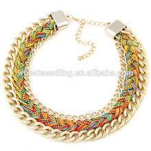 Europäische und amerikanische Metallkette Joker Mode Dollar Kette Halskette